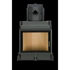 Șemineul compact cu geam plat 51/67