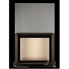 Șeminee Stil cu geam plat 62/76