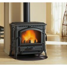 Soba de fonta pe lemne Isotta Evo 11,9 kw, Nordica Extraflame